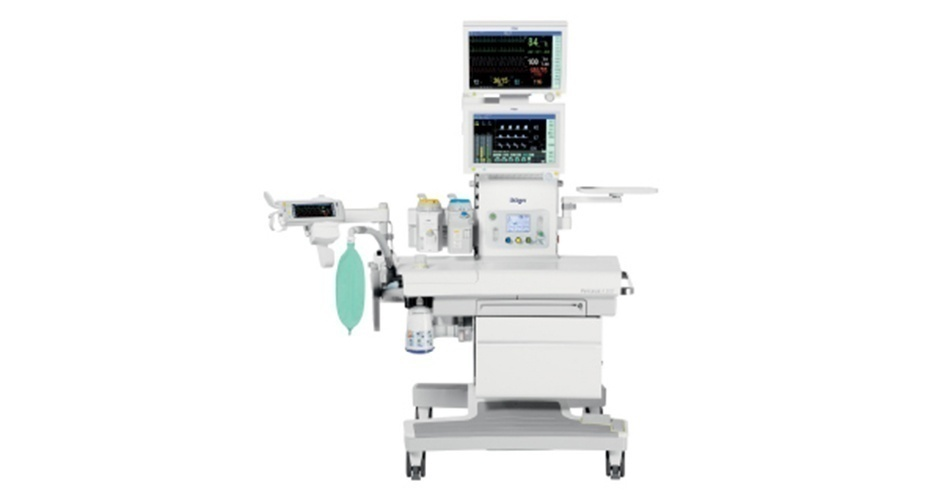 Draeger Perseus A500 Anesthesia Workstation