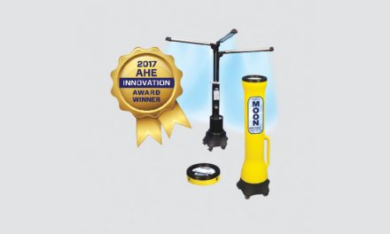 Diversey's MoonBeam3 Disinfection System Wins Award