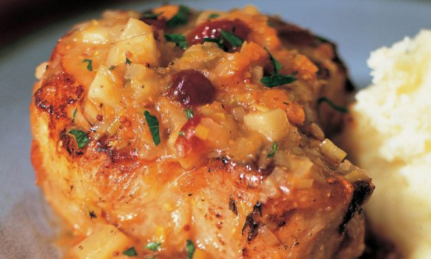 Pork Chops are perfect for quick meals