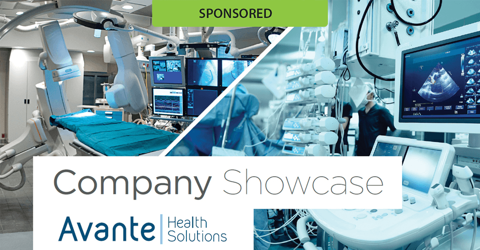 Sponsored Content: Avante Health Solutions Company Showcase