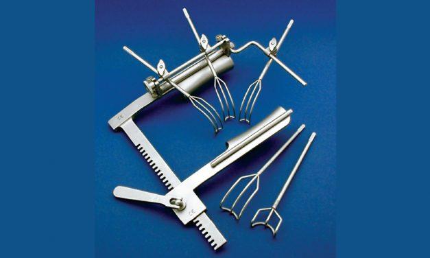 Kapp Surgical Instrument Inc. Cosgrove Mitral Valve Retractor System