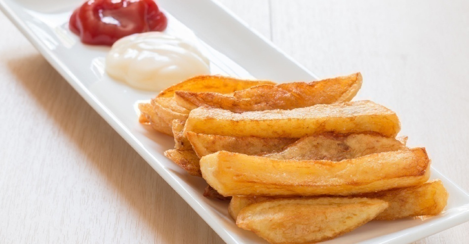 Homemade French Fries Are Worth the Time