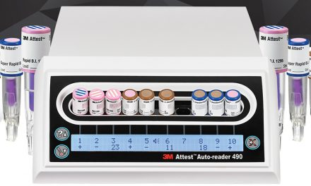 FDA Clears New Biological Indicator System Providing 24-Minute Results