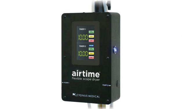 Cygnus Medical Airtime Instrument Channel Dryer