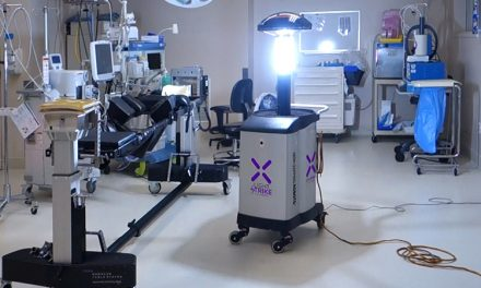 JRMC to Welcome R.O.S.I.E. the Germ-Zapping Robot