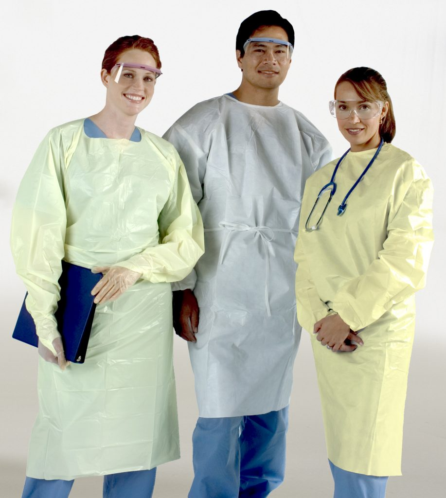 Encompass Group Introduces SafeCare Disposable Isolation Gowns   OR ...