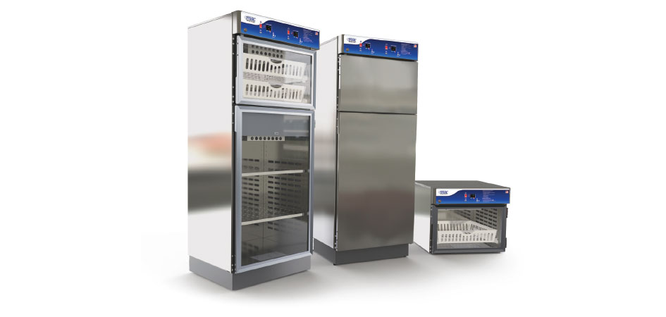 MAC Medical D-Series Blanket and Fluid Warming Cabinets