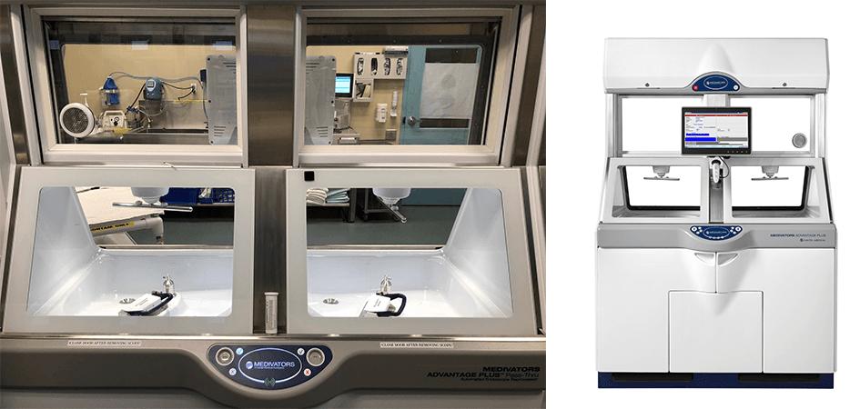 Pass-Through Endoscope Reprocessor Installed at U.S. Facility