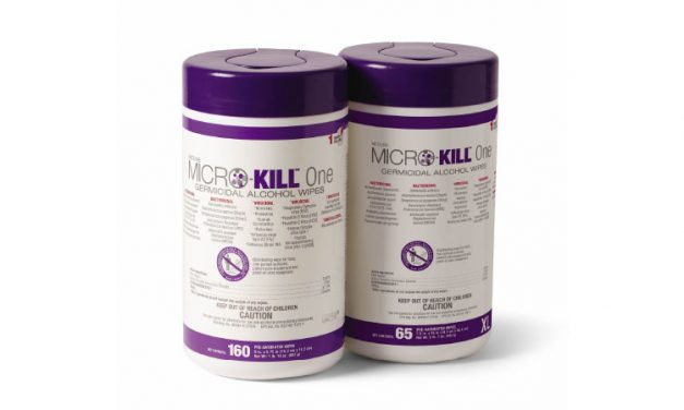 Medline Micro-Kill One Disinfecting Wipes