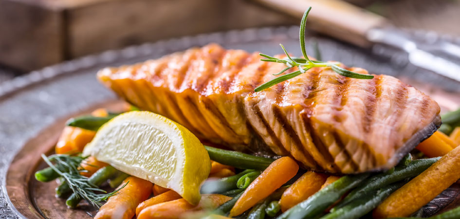 Fatty Fish, Camelina Oil Beneficial