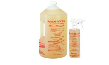 Ruhof Biocide Detergent Disinfectant Pump Spray
