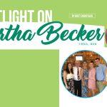 Spotlight On Martha Becker, CRNA, BSN