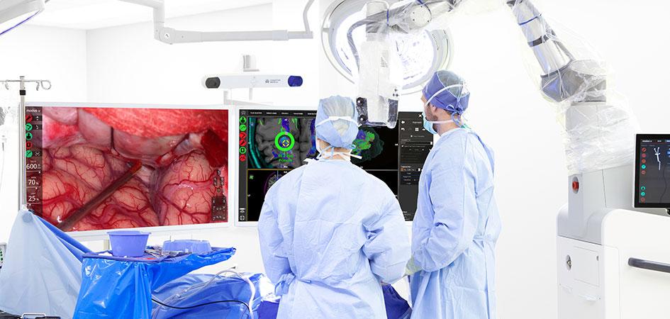 Duke University Medical Center Acquires Synaptive Medical's Modus V