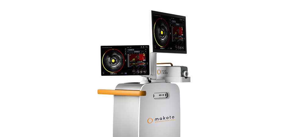 Infraredx Announces Launch of Makoto Intravascular Imaging System and Dualpro IVUS+NIRS Catheter in Japan