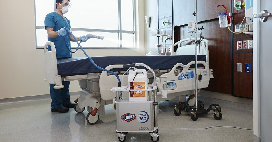 Introducing the Clorox Total 360 System