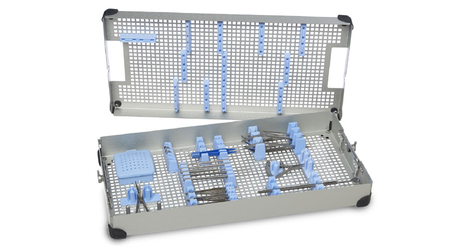 Summit Medical, an Innovia Medical Company – InstruSafe Instrument Protection Trays