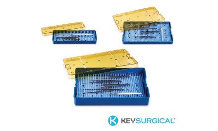 Key Surgical – Plastic Sterilization Trays