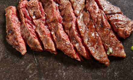 Korean Barbecued Beef will get your party started