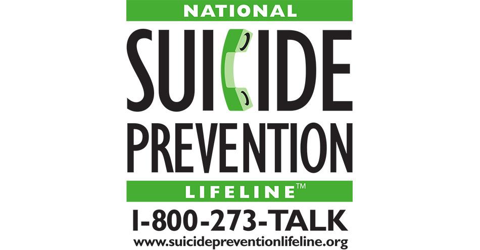 Suicide Prevention Awareness 2018