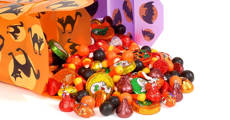The Downside of Halloween Candy: Cutting Back on Halloween Candy Can Reduce Cancer Risk