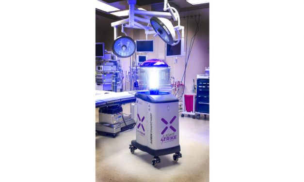 Xenex LightStrike™ Germ-Zapping Robots™