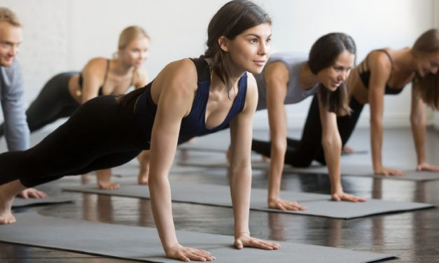 Beginning a Workout at Any Age or Skill Level