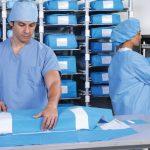 Halyard and Belintra Smart-Fold Steri-System
