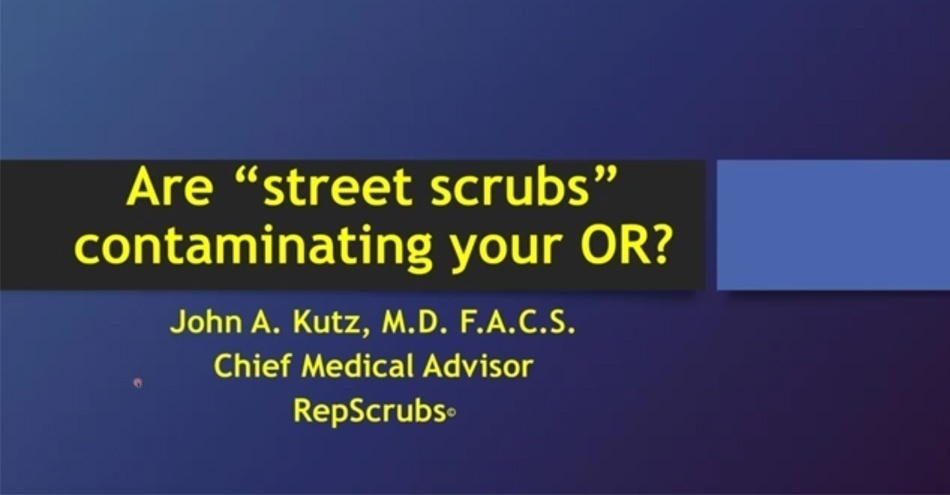 "Webinar Shares the Low Down on ""Street Scrubs"""