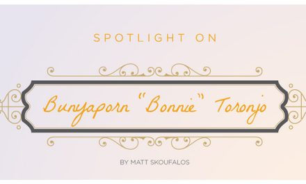 "Spotlight on Bunyaporn ""Bonnie"" Toronjo"