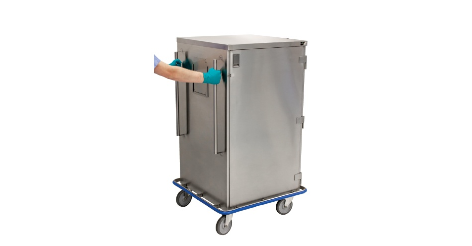 Bryton Corporation Stainless Steel Case Carts & Cabinetry