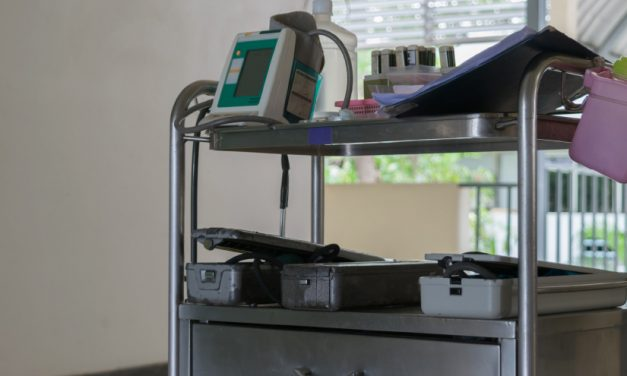 Global Medical Carts Market Will Reach $4 Billion by 2024