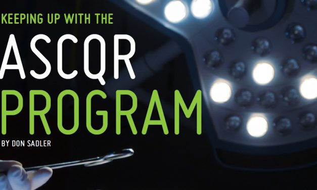 Keeping Up With the ASCQR Program