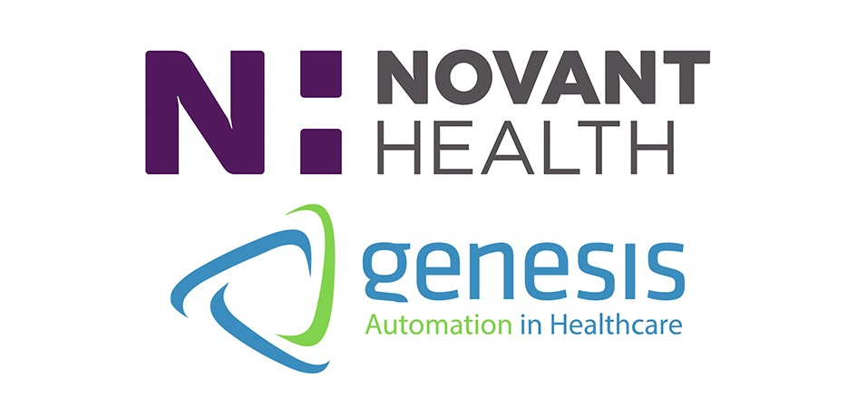 Novant Health Selects Genesis Automation for Enterprise Supply Chain