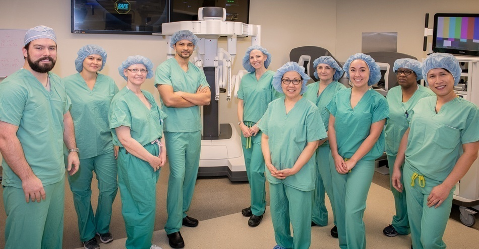 Northwestern Memorial Hospital First in the U.S. to Perform Robotic Lung Volume Reduction Surgery