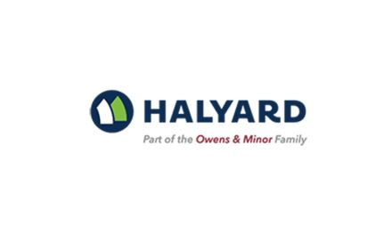 Halyard Wins First GPO Contract as part of the Owens & Minor Family