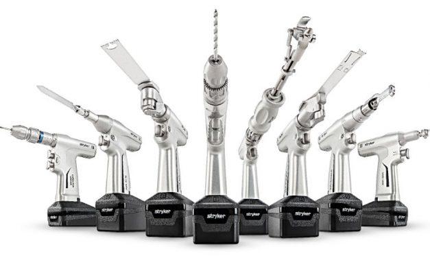 Stryker System 8 Power Tools