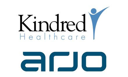 Arjo collaborates with Kindred Healthcare to help improve quality of care