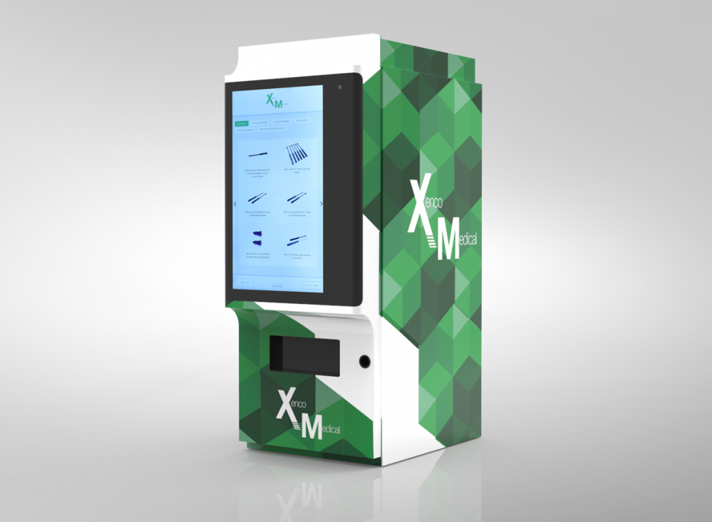Xenco Vending Machine