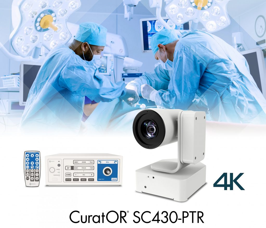 EIZO Releases Its First Surgical Field Camera with 4K