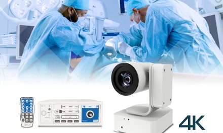 EIZO Releases Its First Surgical Field Camera with 4K Resolution and Fully Integrated Triaxial Mount