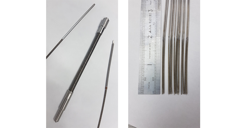 S.S. White Technologies Highlights Custom Flexible Shafts for Medical Applications