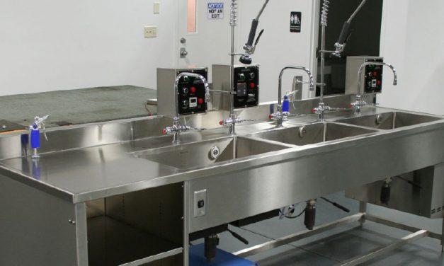 """TBJ """"Smart"""" Sinks"""