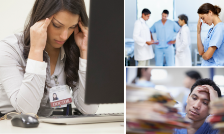 Healthy Workforce Offerings Tailored to Health Care Professionals