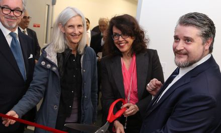 XSurgical Hosts International Headquarters Ribbon Cutting