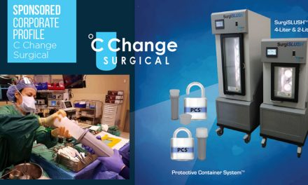 [Sponsored] Corporate Profile: C Change Surgical
