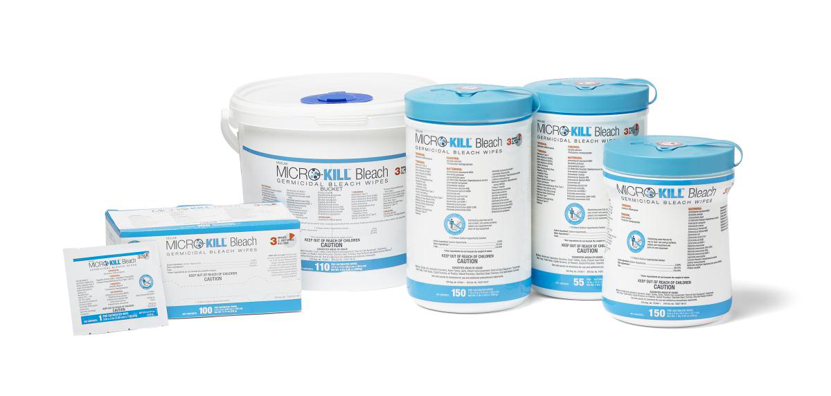 Medline Announces First Infection Control Product EPA-registered to Kill Emerging Pathogen