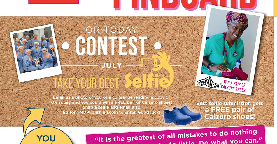 Pinboard/Contest – July 2019