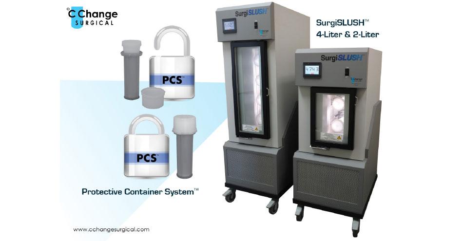 C Change Surgical SurgiSLUSH™ Automated Sterile Slush