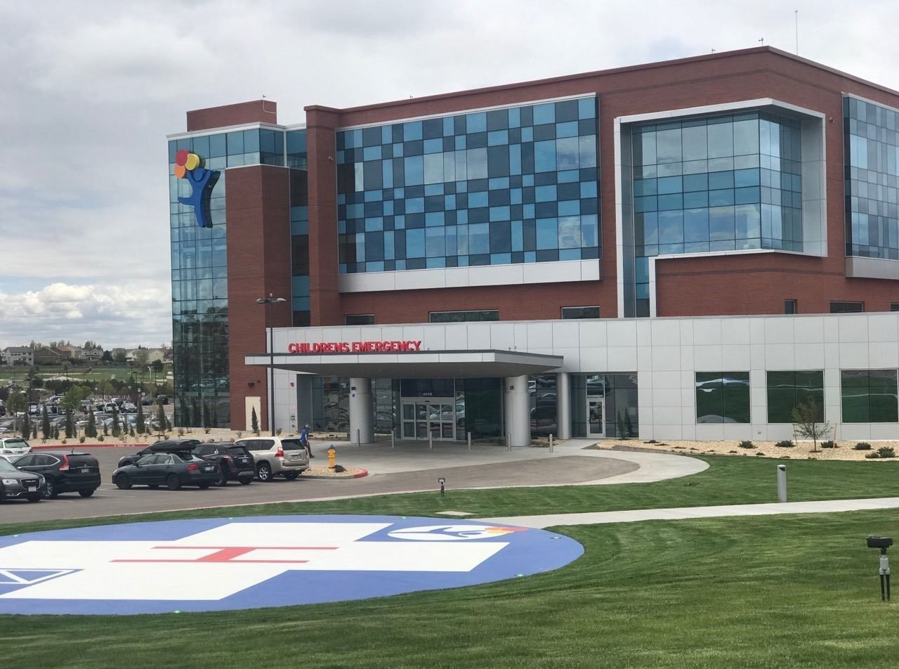 Beacon Communications Announces the Finalization of Their Work at Children's Hospital Colorado, Colorado Springs