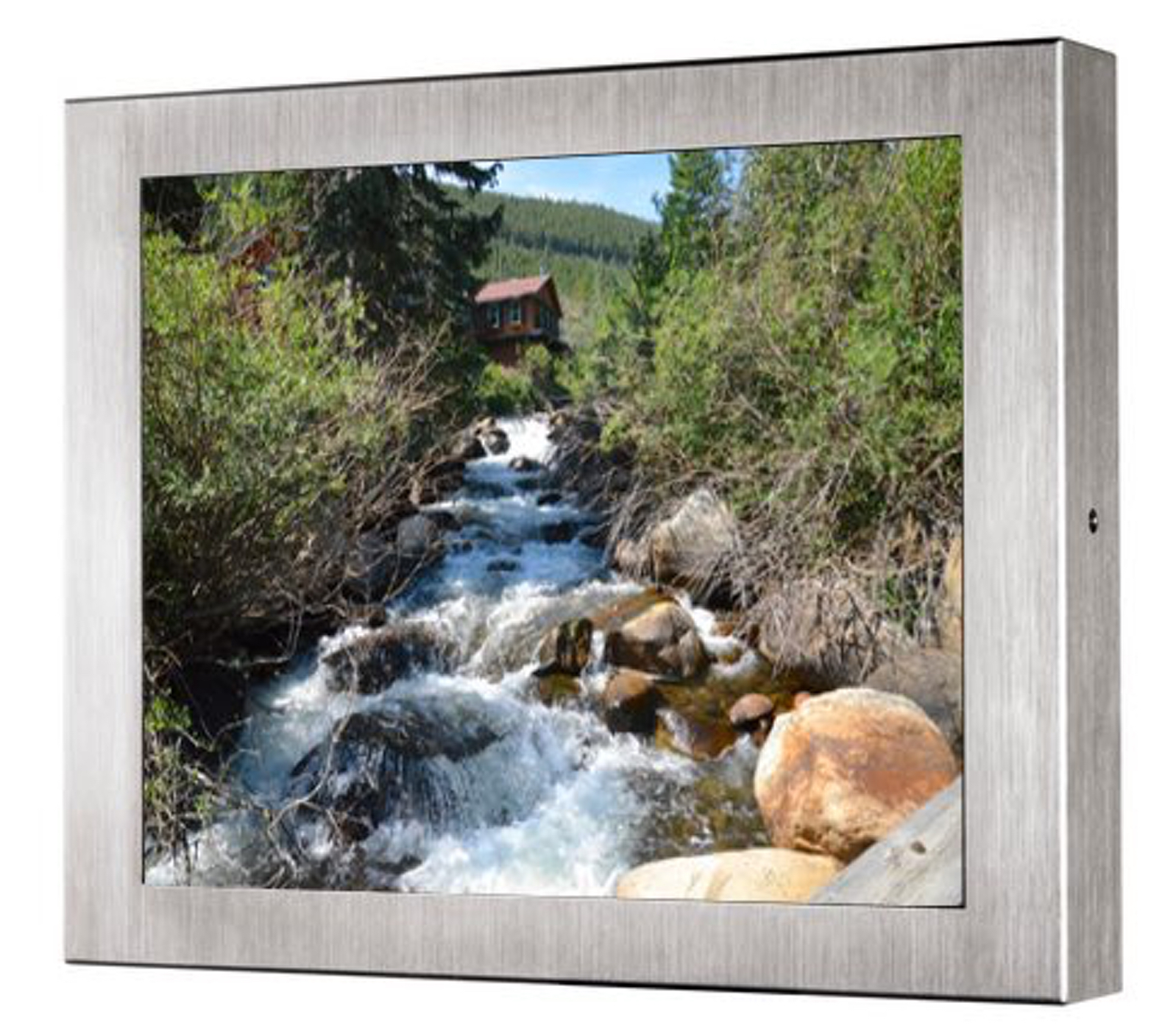 19-inch Waterproof Monitor Available